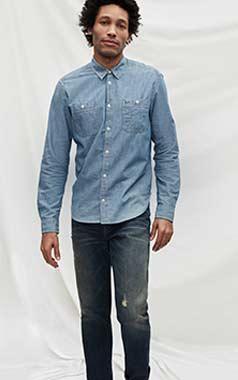 Jeans En Hombre Gap